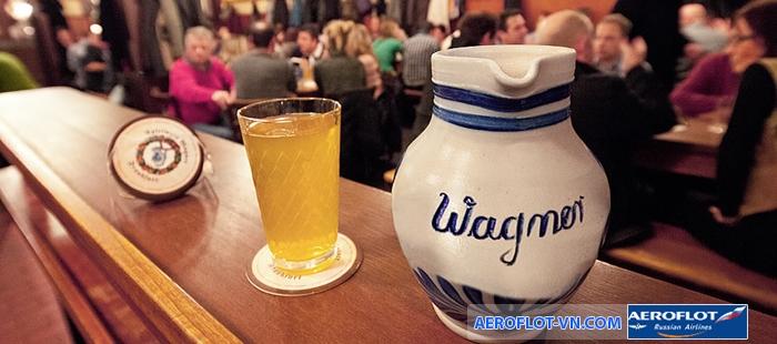 Cider - rượu táo đặc sản của Frankfurt