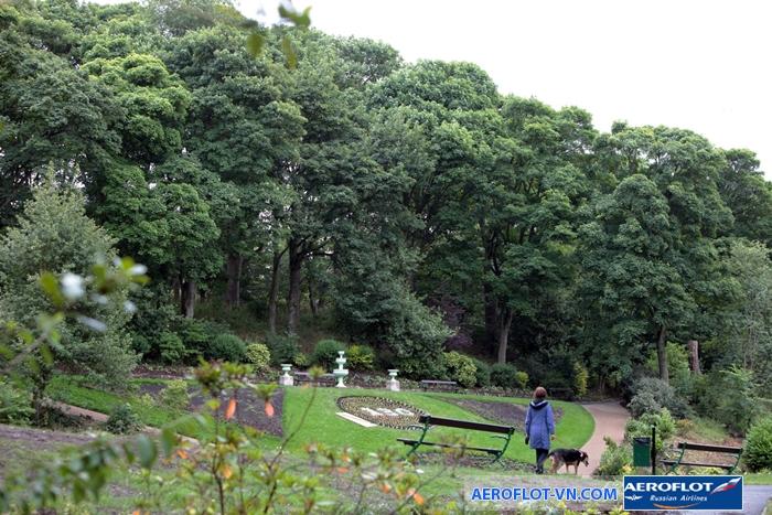 Công viên Northumberland - Newcastle