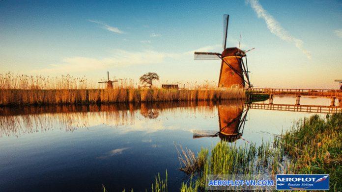 Kinderdijk - Rotterdam