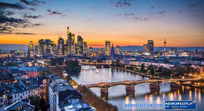 Frankfurt - Đức