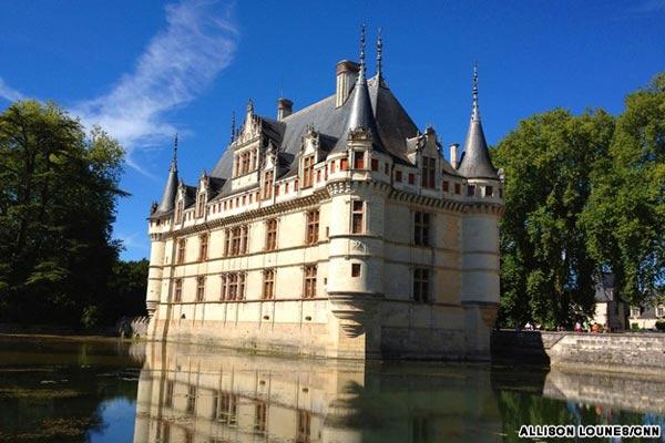 Những điểm đến tuyệt vời ở Pháp