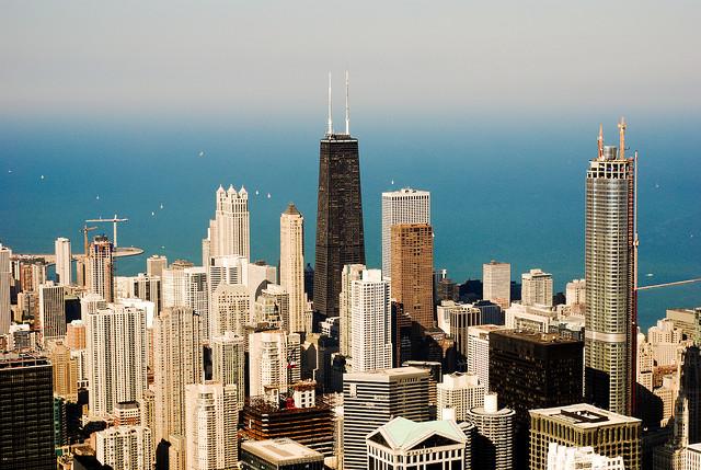 Mua vé máy bay đi Chicago
