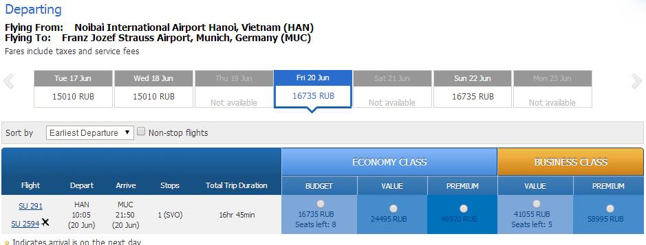 hn - Munich. duc