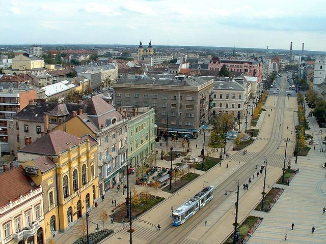 Ghé thăm cố đô Debrecen cổ kính của Hungary