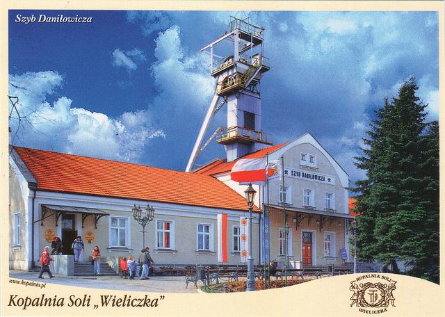 Ngắm vẻ đẹp mỏ muối Wielicka ở Ba Lan
