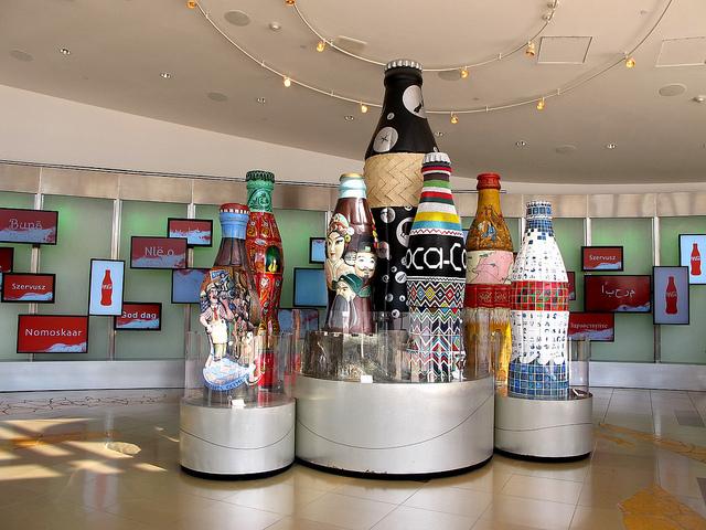 Khám phá bảo tàng Thế giới Coca Cola