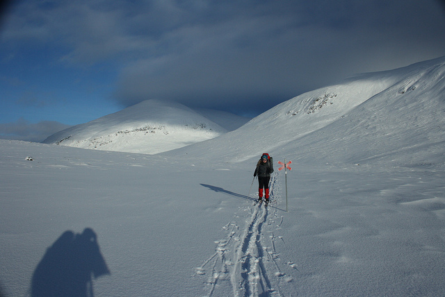 Trải nghiệm mùa đông thú vị tại Kiruna