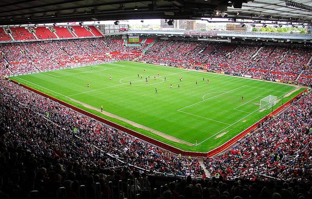 Thăm quan sân vận động Old Trafford