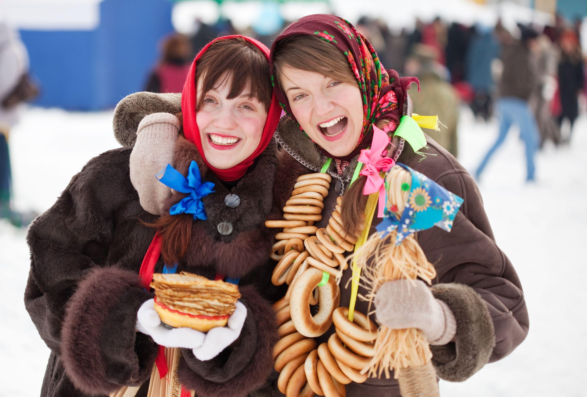 Maslenitsa-Festival-Pancake-Festival-–-Moscow-Russia
