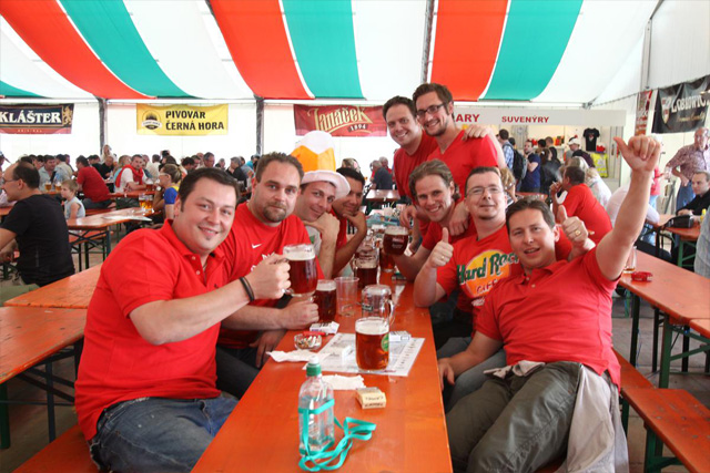 Hòa mình vào lễ hội bia tại Cộng hòa Séc