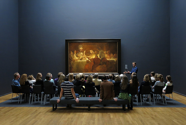 Sự trở lại của bảo tàng Rijksmuseum