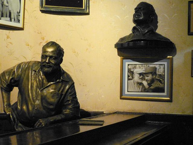 Hành trình theo dấu Ernest Hemingway ở Cuba