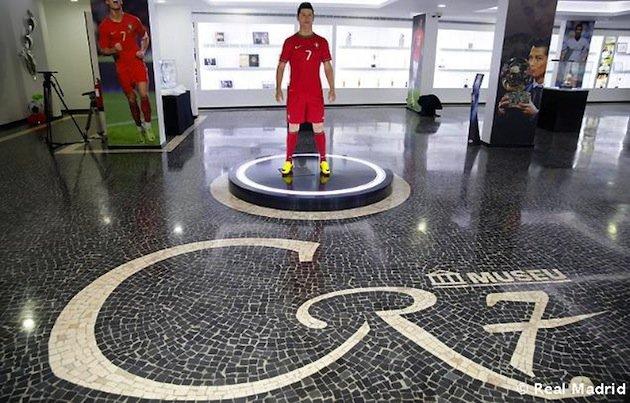 Bảo tàng Cristiano Ronaldo ở Madeira