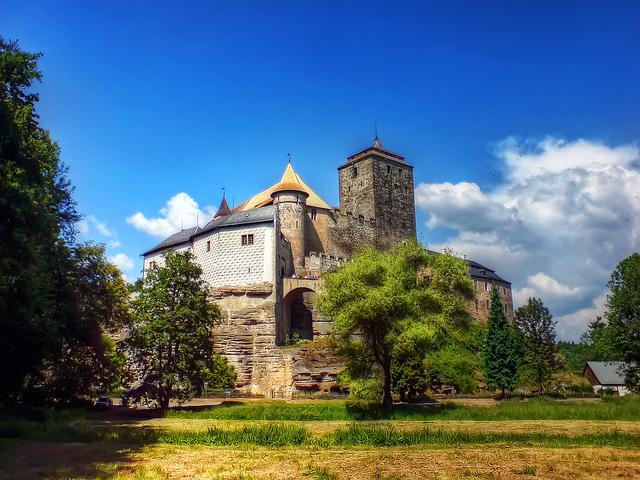 Lạc vào xứ sở thần tiên Cesky Raj ở Séc