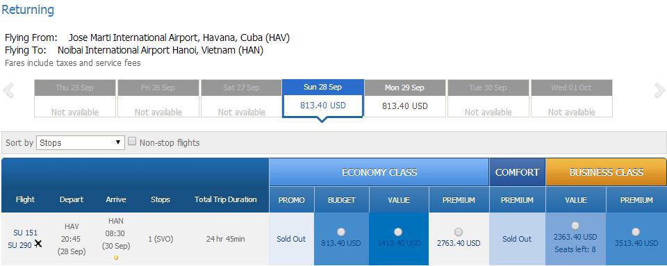 Hanava - điểm du lịch phát triển nhất thế giới