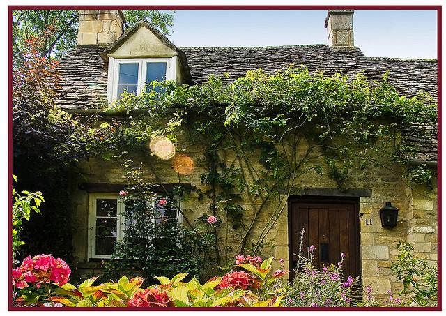 Bibury - ngôi làng xinh đẹp nhất nước Anh