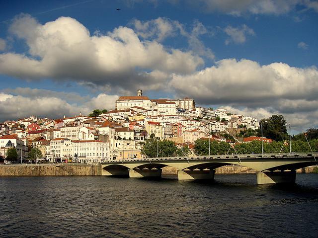 Thị trấn Coimbra xinh đẹp và cổ kính
