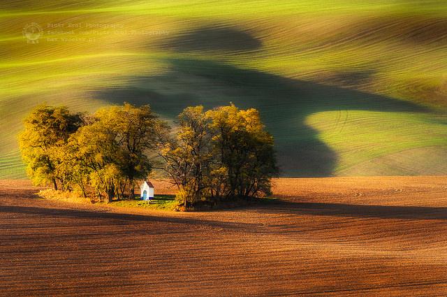 Moravia - xứ sở thần tiên êm đềm ở Séc