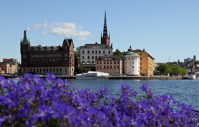 Vé máy bay Hà Nội đi Thụy Điển giá rẻ