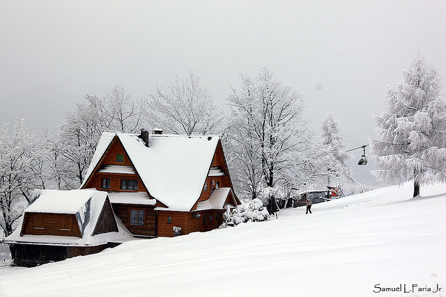 Zakopane - thủ đô mùa đông Ba Lan