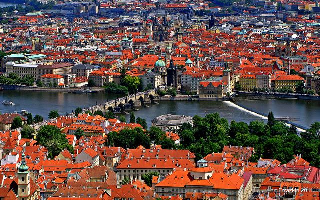 Vé máy bay Hà Nội đi Prague giá rẻ