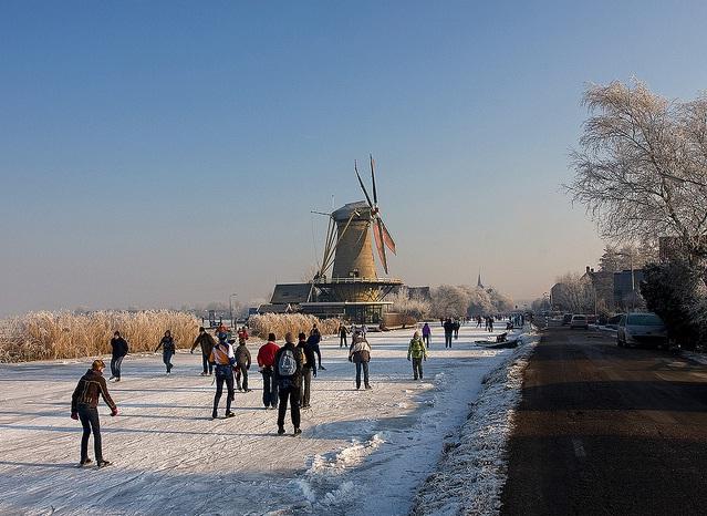 Kinh nghiệm chọn thời điểm du lịch Hà Lan