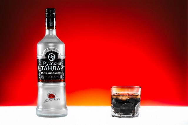 Rượu vodka – một phần văn hóa nga