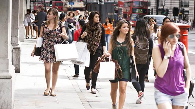 Những điểm mua sắm nổi tiếng nhất London
