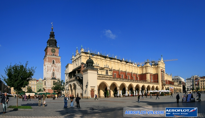 Krakow - Ba Lan