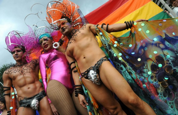 Lễ hội gay cực hoành tráng tại Stockholm