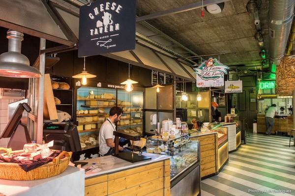 5 khu chợ ẩm thực nổi tiếng nhất ở Madrid