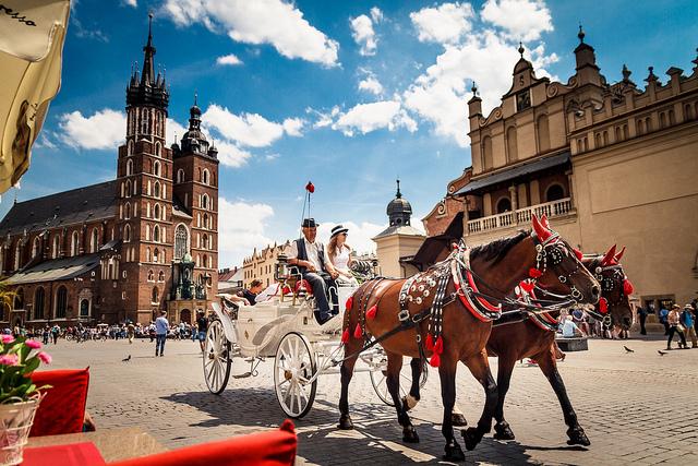 5 điểm tham quan nổi bật ở Krakow