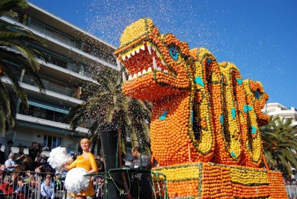 Những lễ hội mùa xuân lớn nhất châu Âu