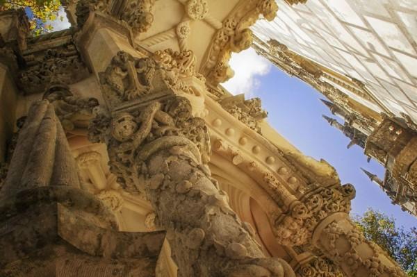 Vẻ đẹp thần tiên hiếm có của cung điện ở Bồ Đào Nha