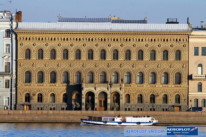 Cung điện Li Lin độc đáo tại Abakan (Nga)
