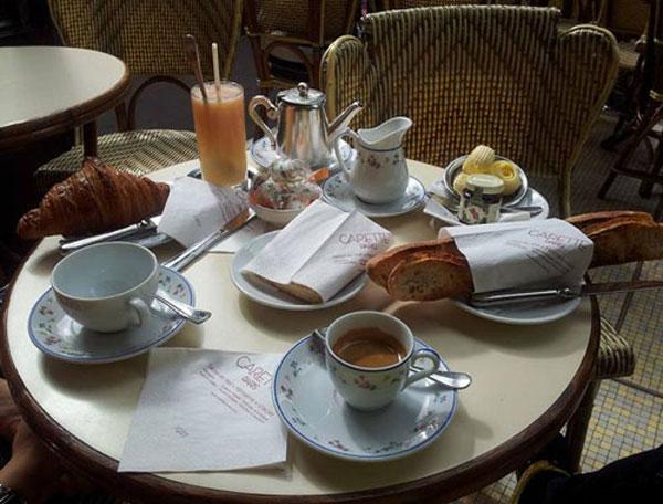 ăn uống ở Pháp