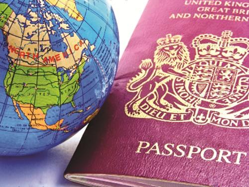 Visa đi Anh