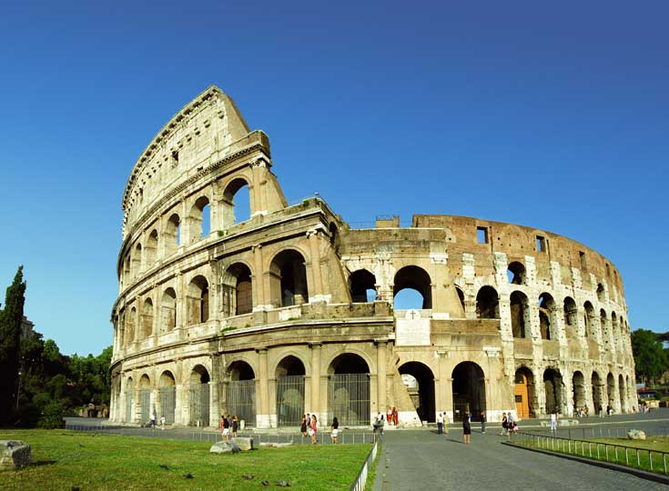 Đấu trường La Mã Colosseum
