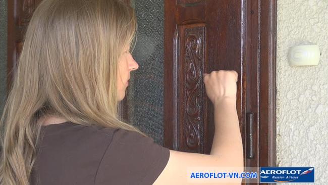 Gõ cửa là nguyên tắc lịch sự tối thiểu ở Đức