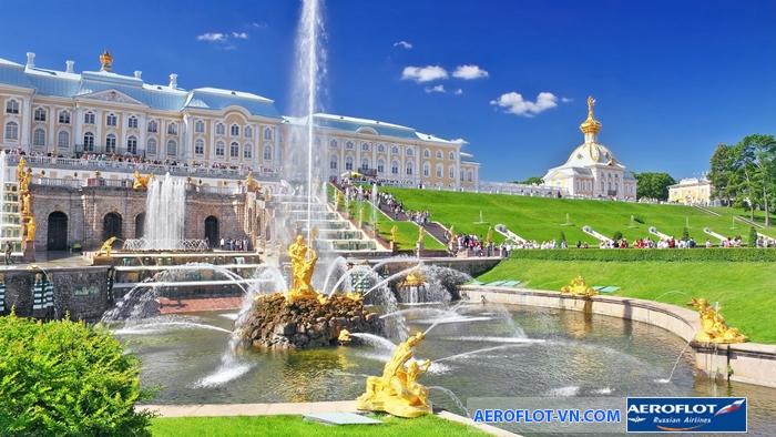 Cung điện mùa hè ở St. Petersburg