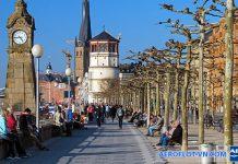 Thành phố Dusseldorf
