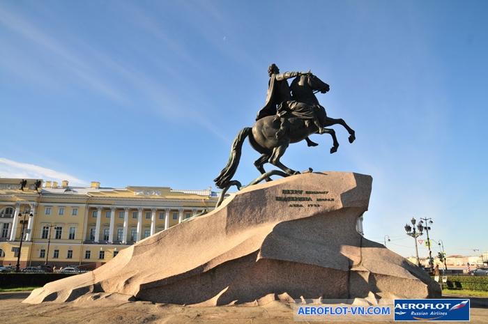 Tượng đài Pyotr đệ I