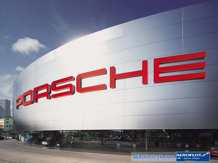 Bảo tàng Porsche, Stuttgart