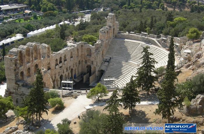 Khu di tích Acropolis