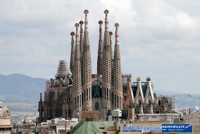 Vương cung Thánh đường Sagrada Familia