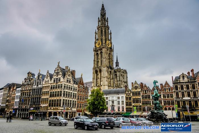 Nhà thờ Chính tòa Đức Bà ở Antwerp