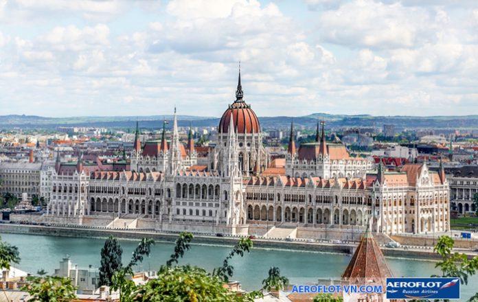 Thành phố Budapest