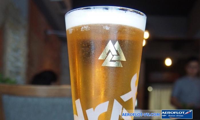 Bia Đan Mạch nổi tiếng với hương vị thơm ngon rất riêng