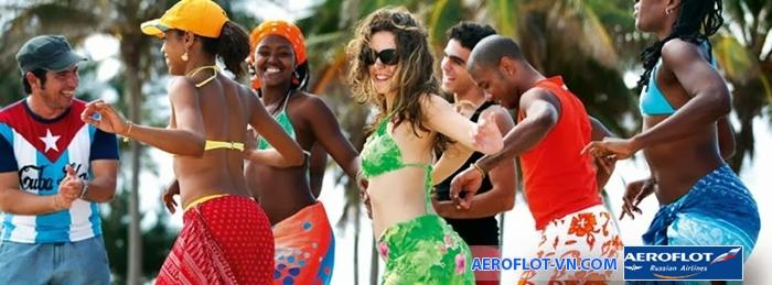Vũ điệu Salsa nóng bỏng của người Cuba