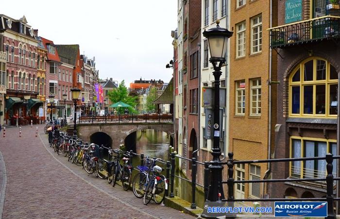Utrecht cổ kính